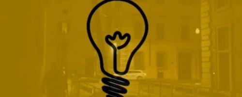 #Romadicebastabuio, campagna di monitoraggio sull'illuminazione pubblica della città