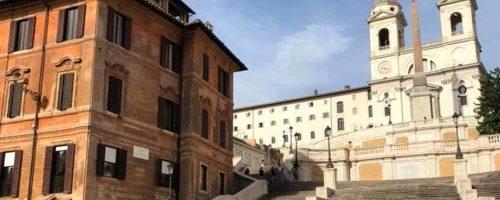 Crollo del turismo a Roma