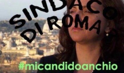 Campidoglio, #micandidoanchio