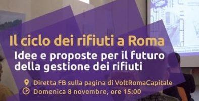 Il ciclo dei rifiuti a Roma