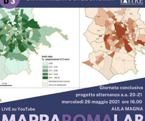 #mapparomaLab